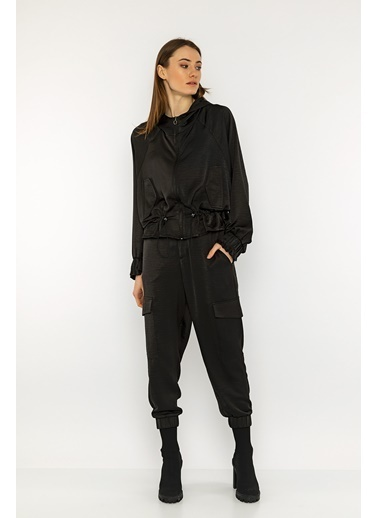 Berr-in  Emma Ceket Siyah